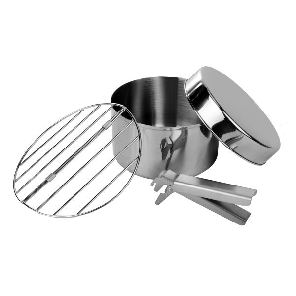 Kelly Kettle Cook Set Base Camp und Scout