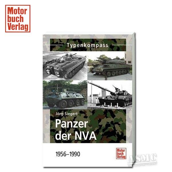 Buch Panzer der NVA Band 1 - 1956-1990