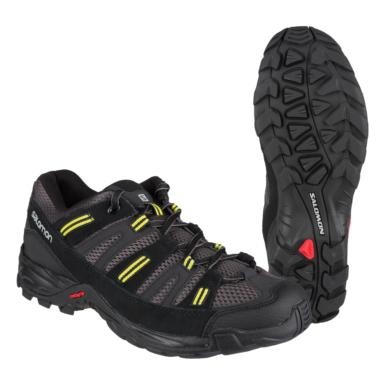 Salomon Schuhe Cherokee schwarz-grau