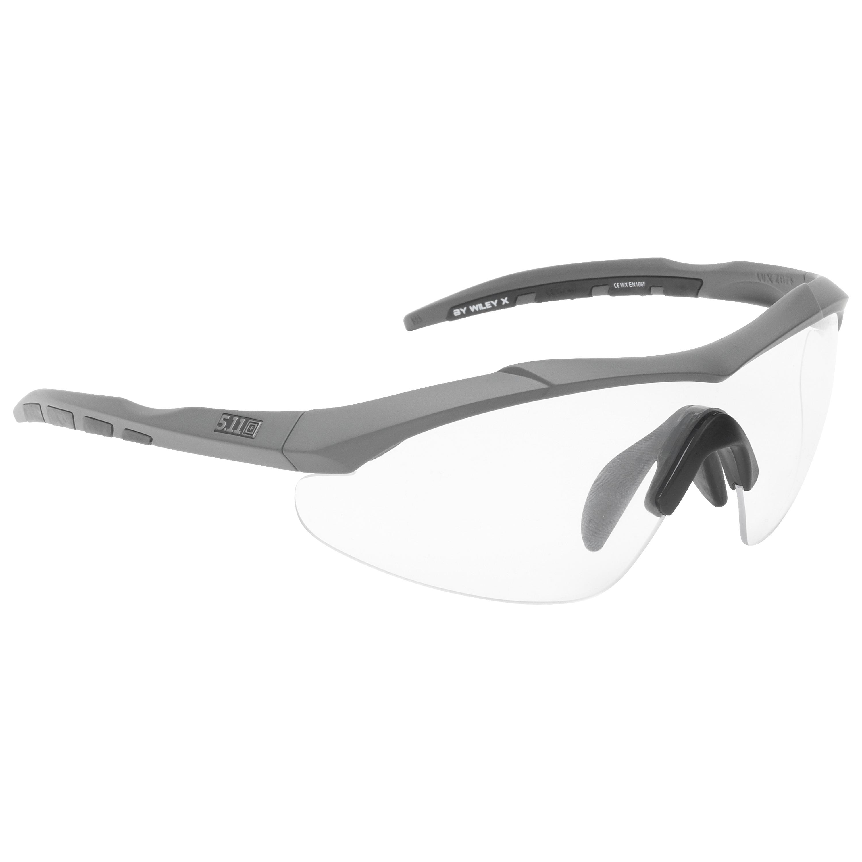 5.11 Schutzbrille Aileron Shield grau