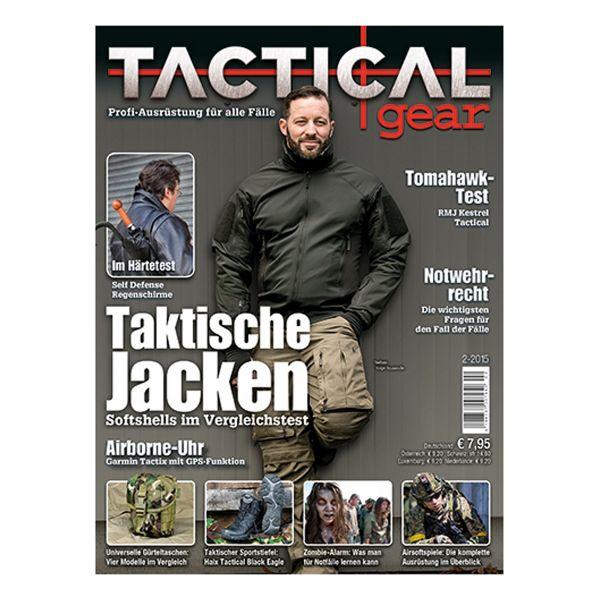 Magazin Tactical Gear 2/2015