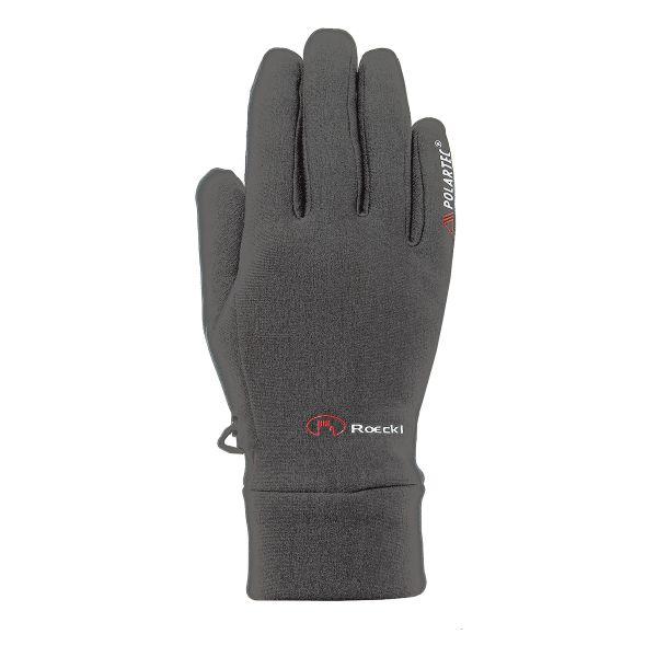 Roeckl Handschuhe Kasa anthrazit