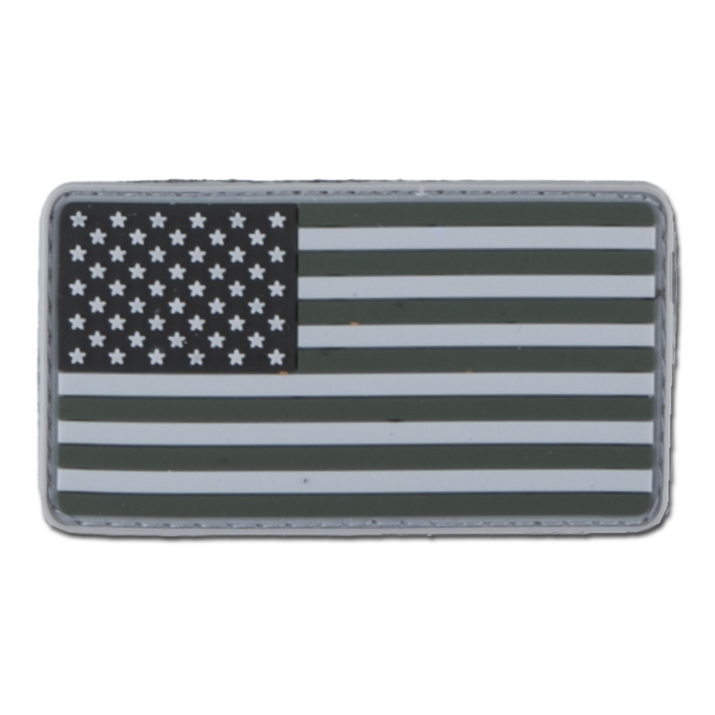 3D-Patch US Flag swat