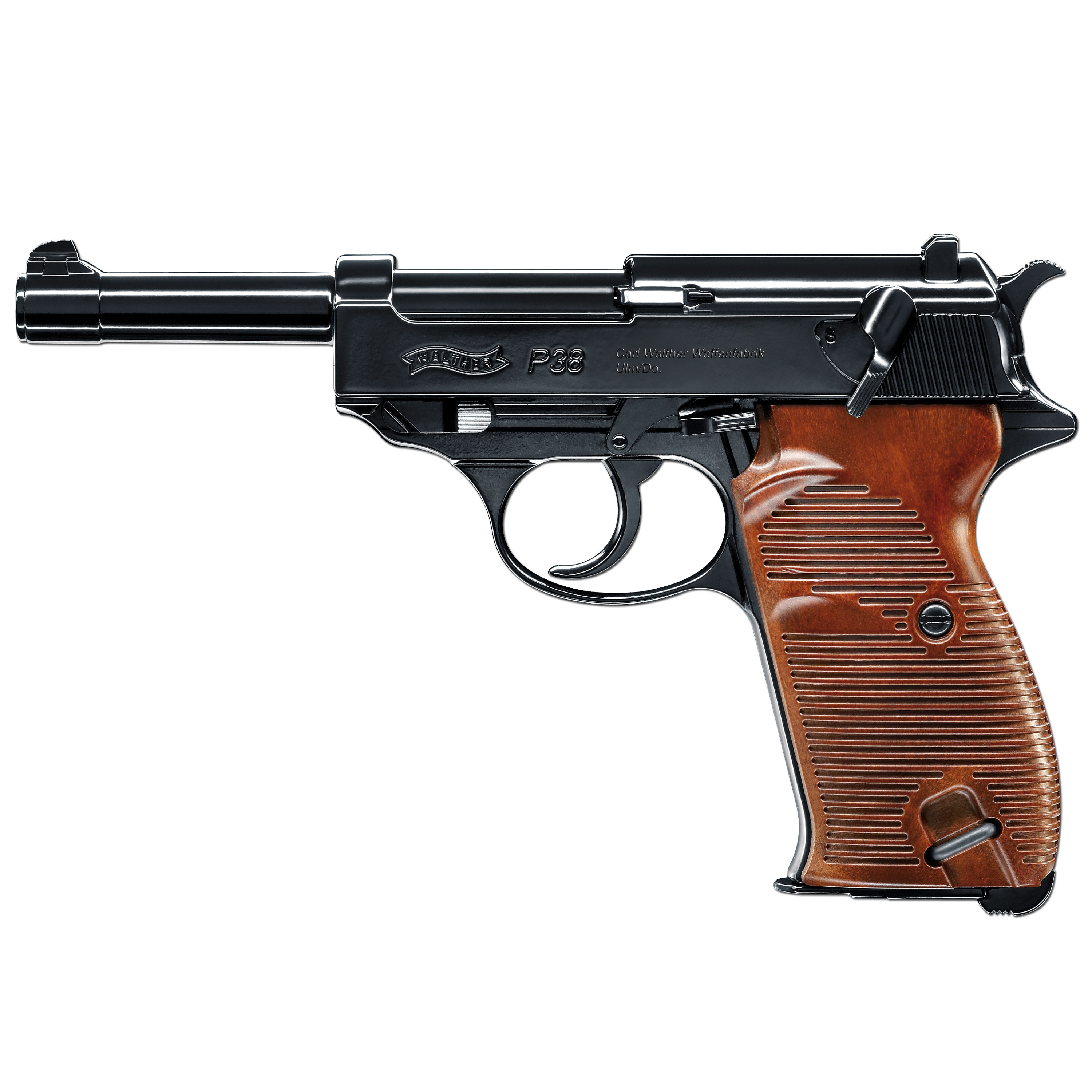 Pistole Walther P38 CO2