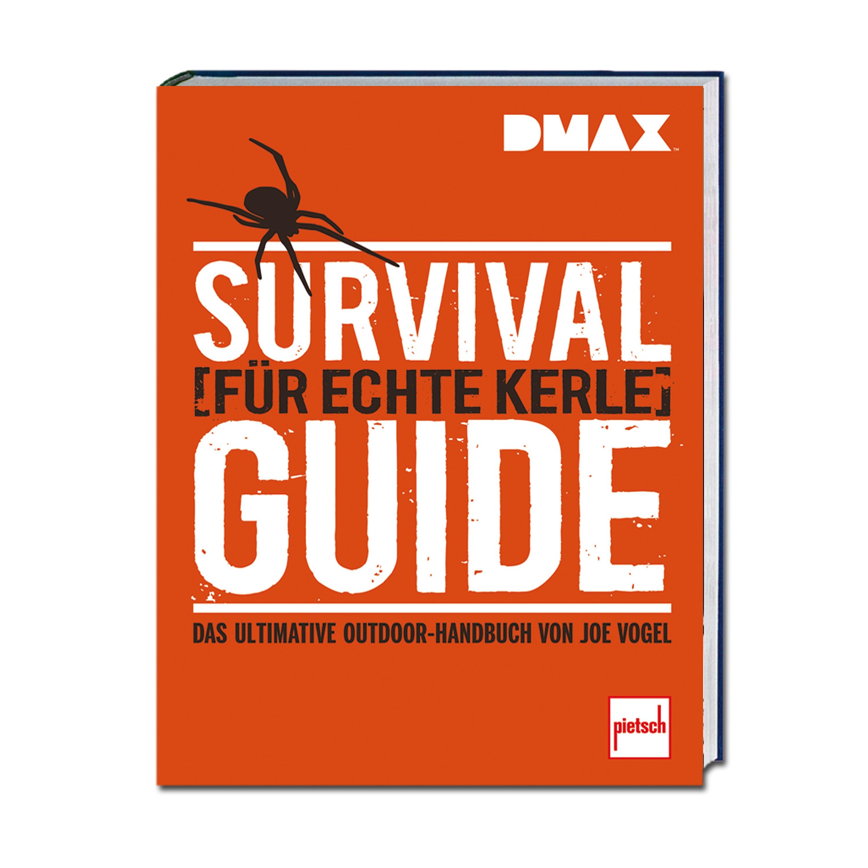 Buch Survival-Guide für echte Kerle