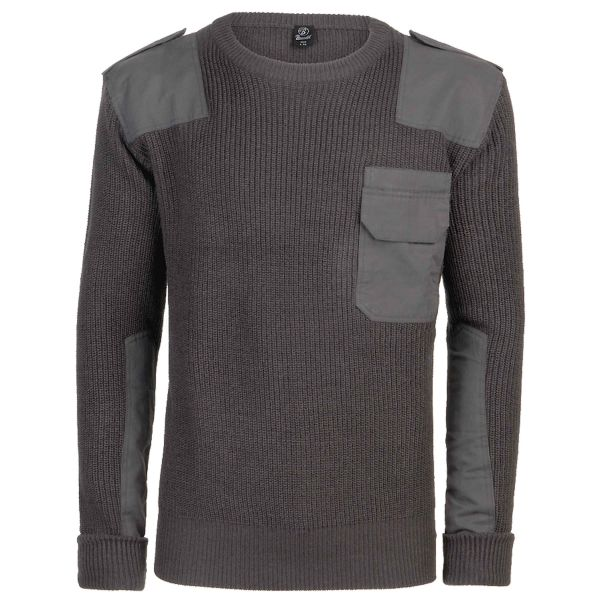 Brandit BW Pullover anthrazit