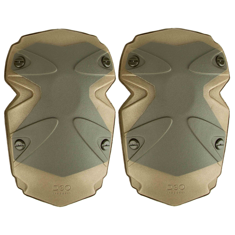 D3O Knieschützer Trust HP Internal Knee Pad tan