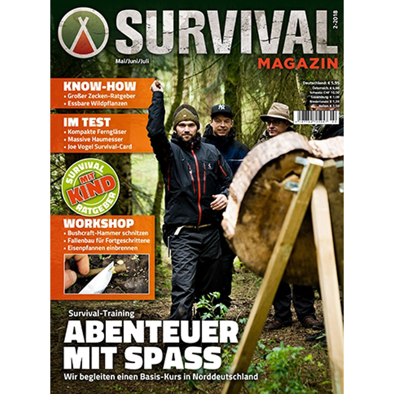 Survival Magazin 02/2018