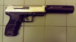 P30 suppressed
