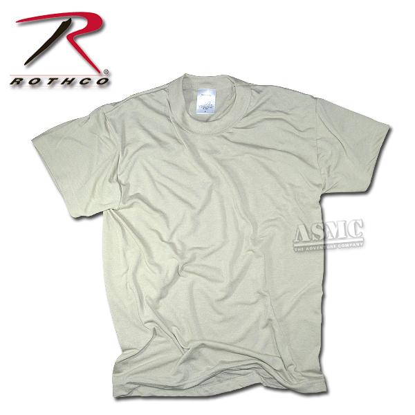 Rothco Basic Performance T-Shirt khaki
