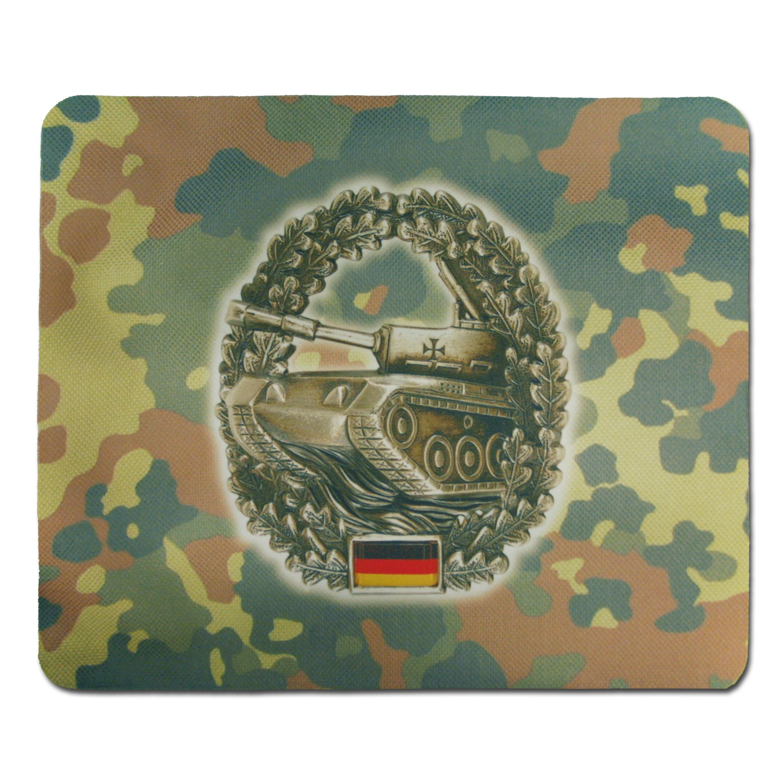 Mousepad flecktarn Panzer