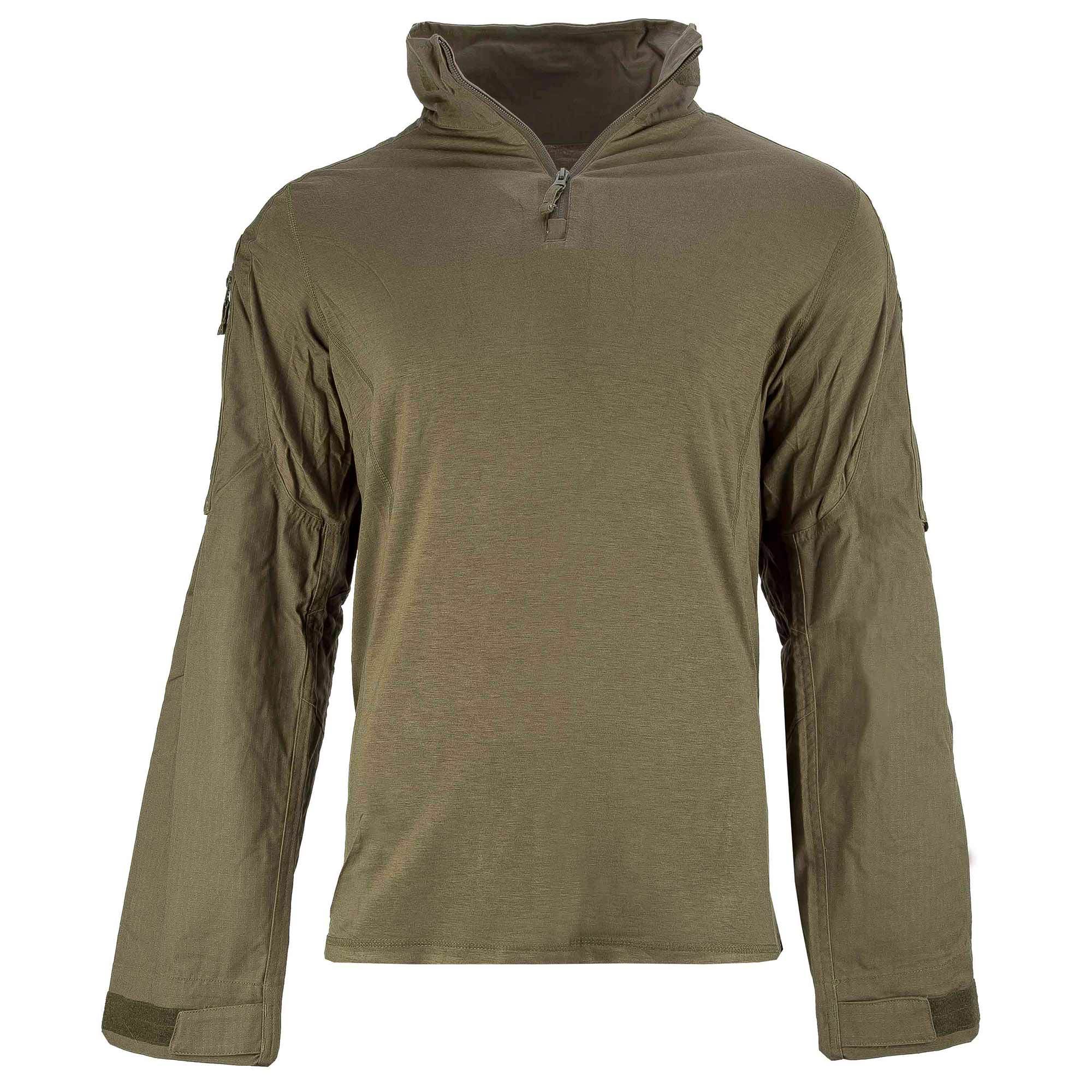 ClawGear Operator Combat Shirt steingrau oliv