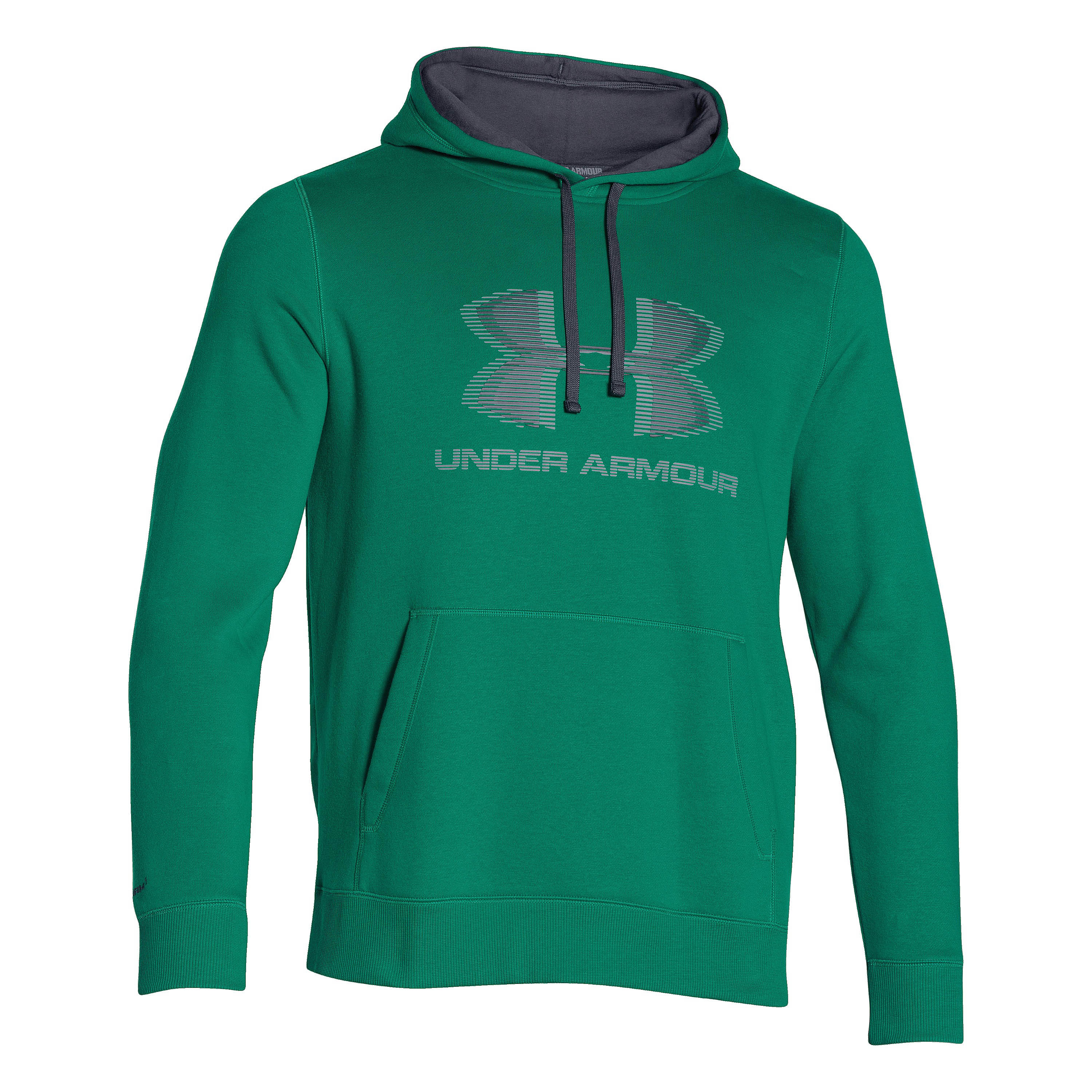 Under Armour Storm Rival Graphic Pullover grün-grau