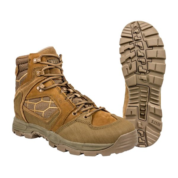 5.11 Stiefel XPRT 2.0 Tactical Desert coyote