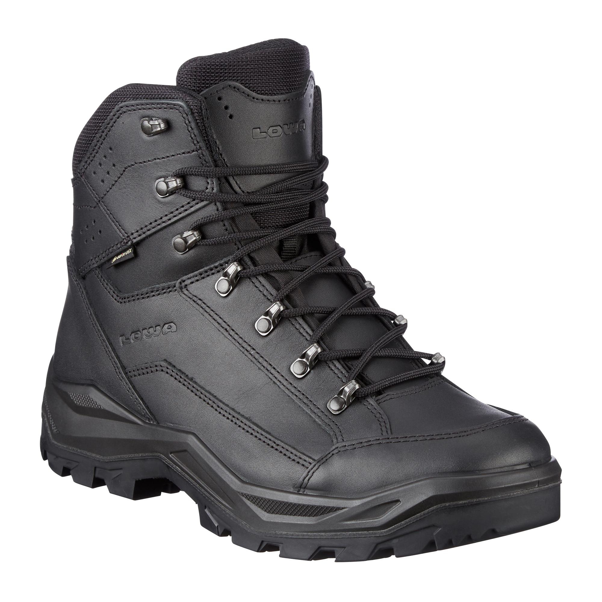 LOWA Schuhe Renegade II GTX MID TF Ws schwarz