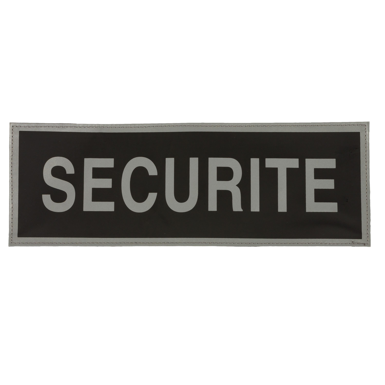 GK Pro Reflektierender ID Patch Sécurité
