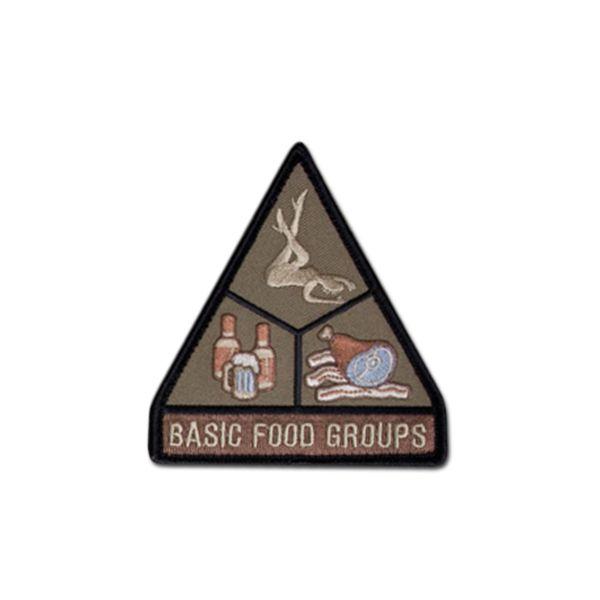 MilSpecMonkey Patch Basic Food Groups forest