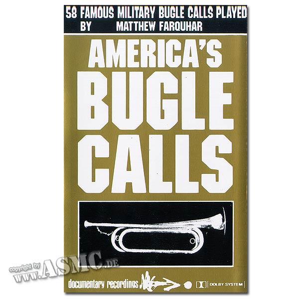 Musikkassette Bugle Calls