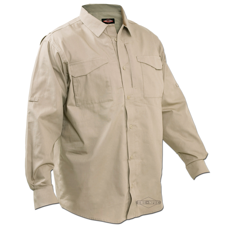 Hemd Tru-Spec 24-7 khaki CO