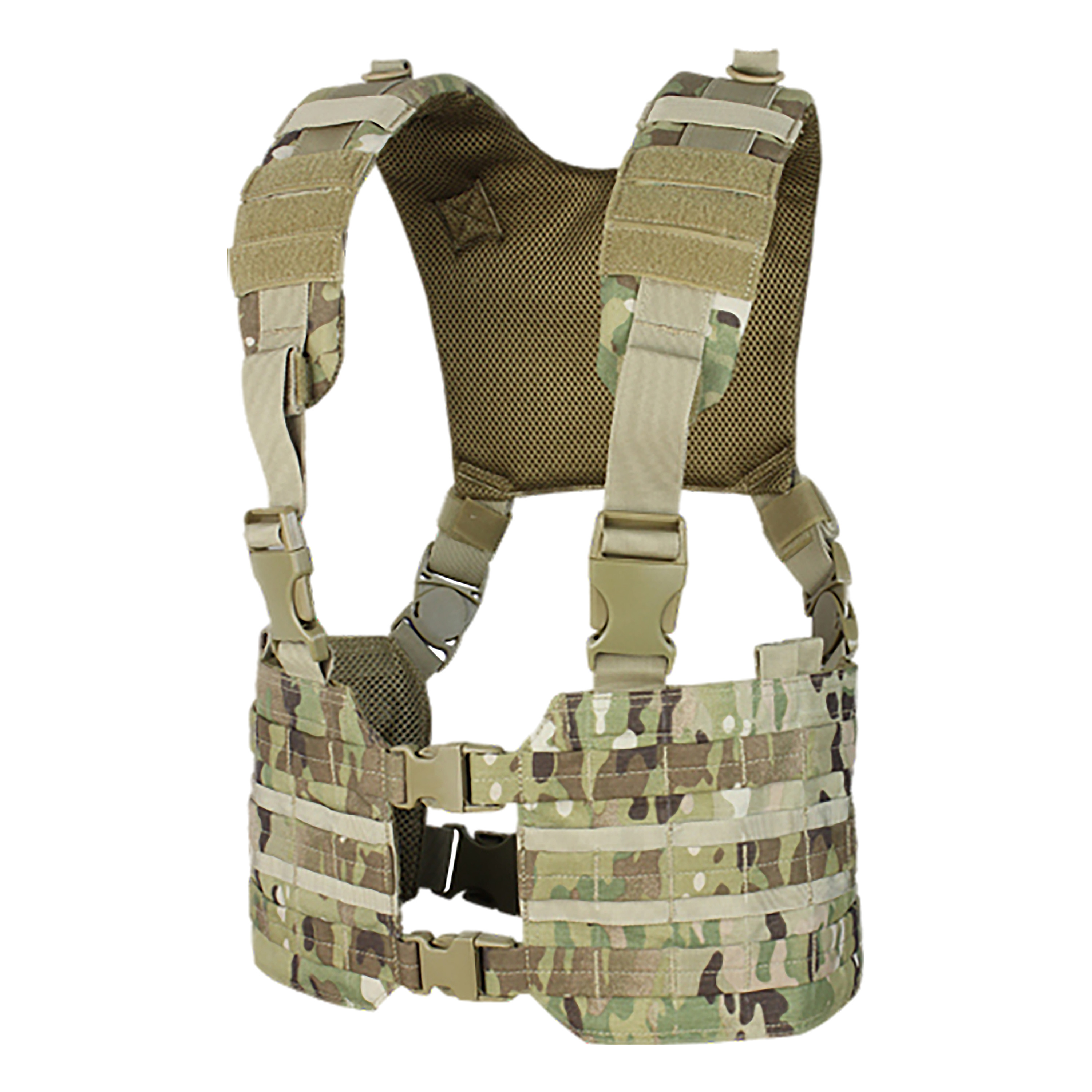 Condor MCR7 Ronin Chest Rig multicam