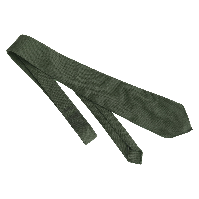 BH Krawatte oliv neu