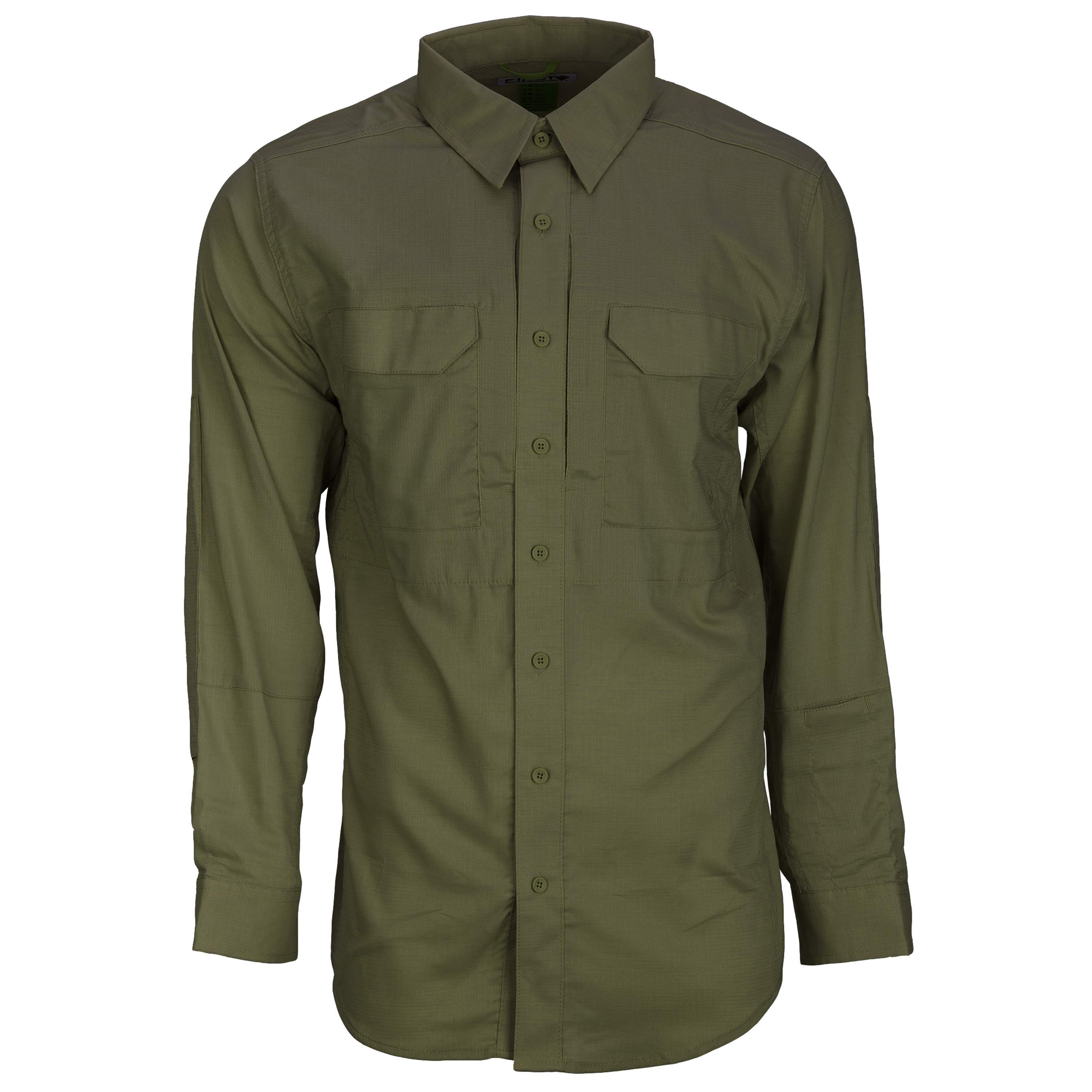 First Tactical Langarmshirt V2 oliv