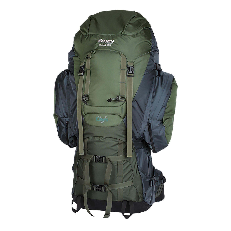 Bergans Rucksack Alpinist 110 L darkgreen