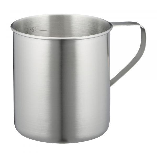 Tatonka Becher 450 ml stainless steel