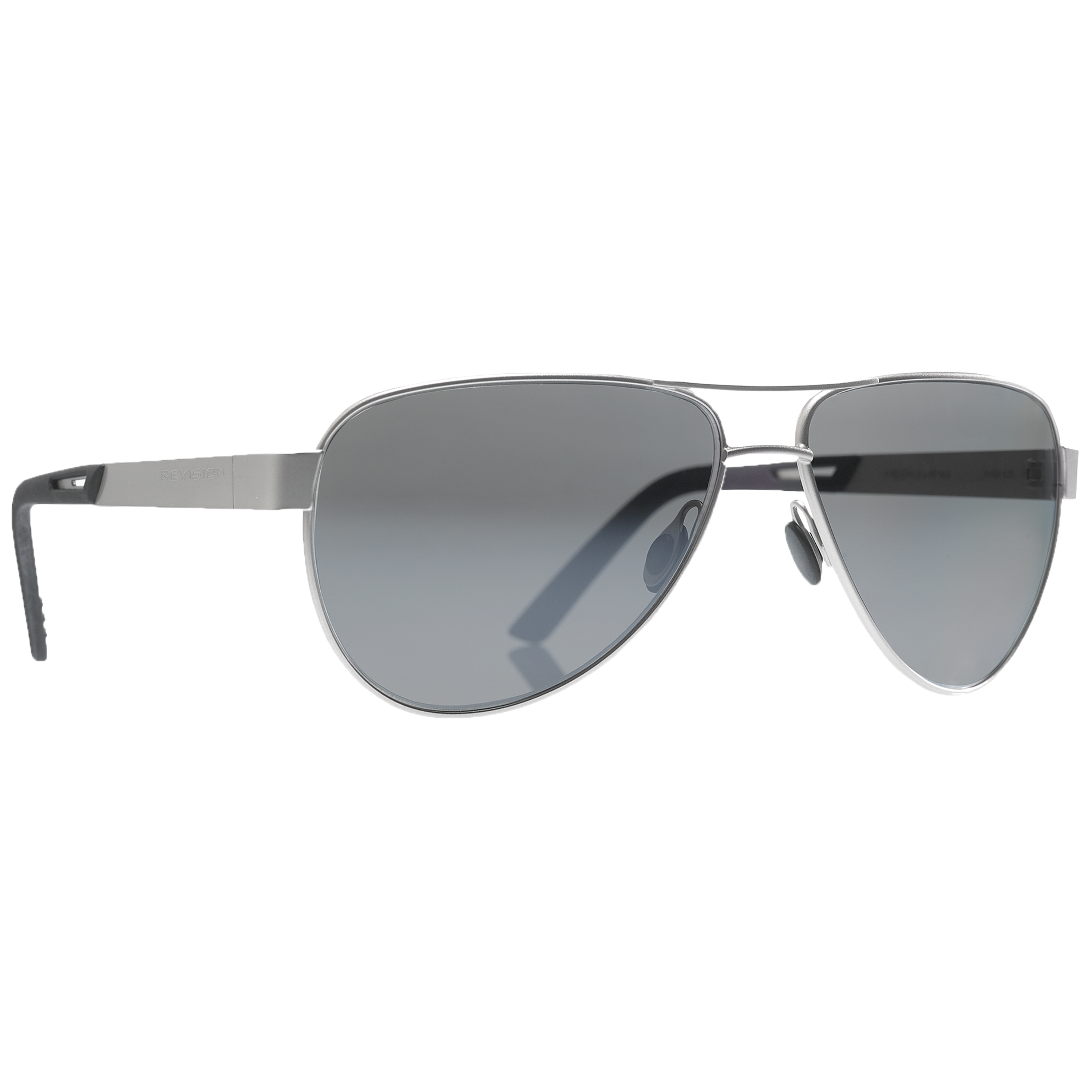 Revision Brille Alphawing Sport silver mirror