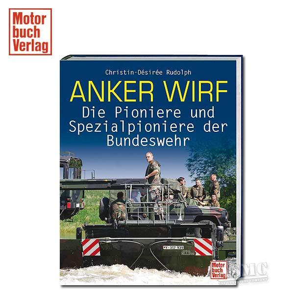 Buch Anker wirf - Pioniere und Spezialpioniere