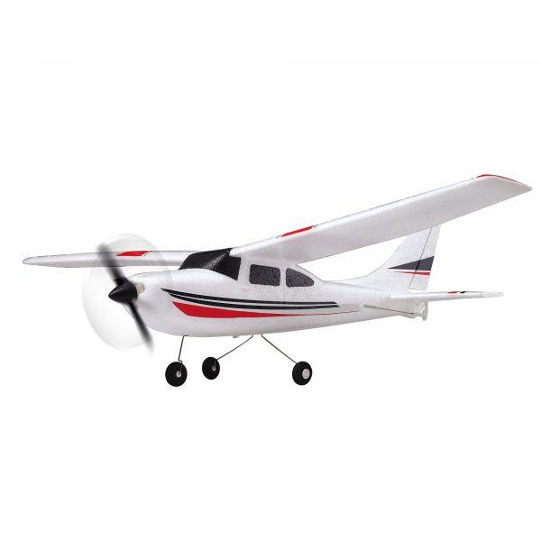 Amewi RC Flugzeug Air Trainer V2 2.4 GHz weiß rot