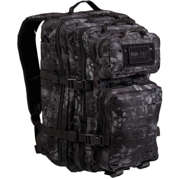 Rucksack US Assault Pack LG Laser Cut mandra night