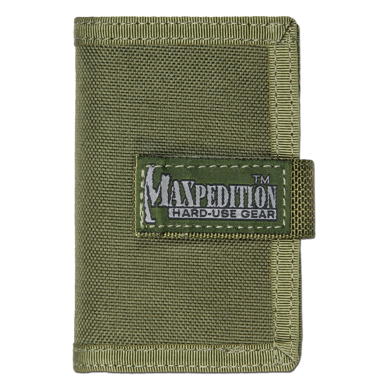 Maxpedition Urban Wallet oliv