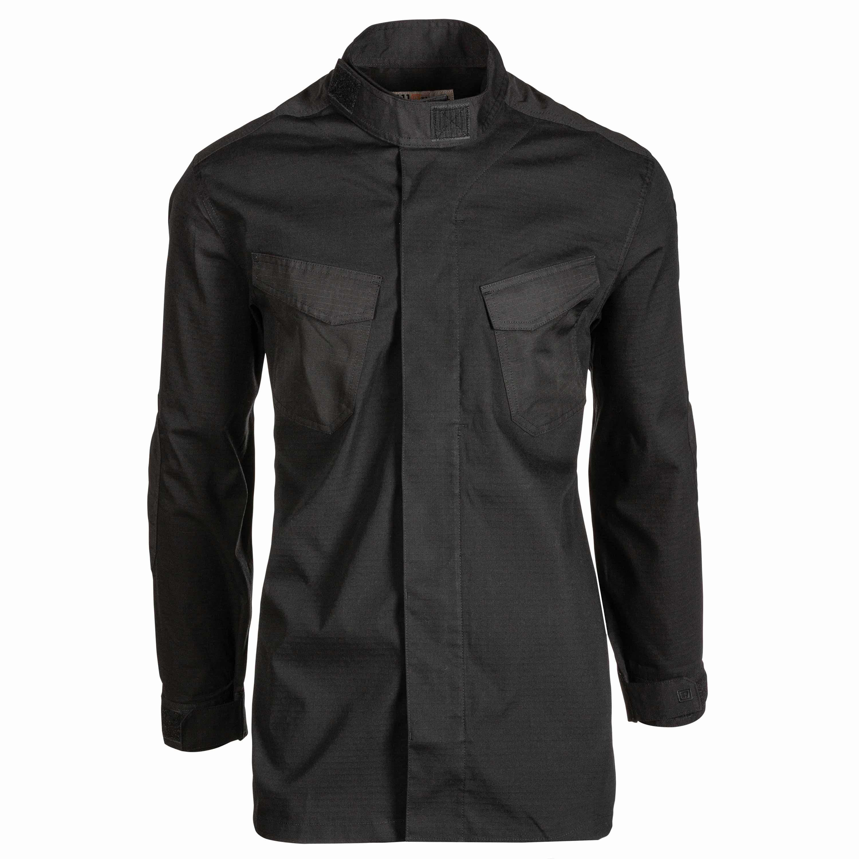 5.11 Feldbluse Quantum TDU Long-Sleeve Shirt schwarz