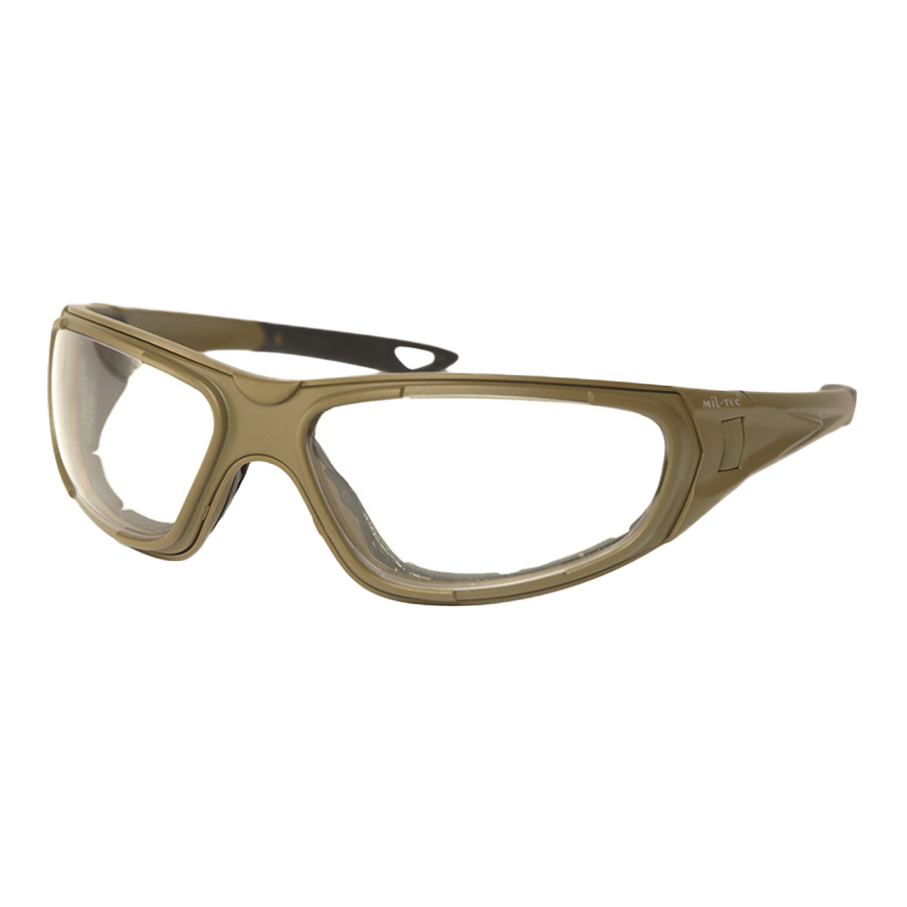 Brille Tactical Goggle 3in1 coyote