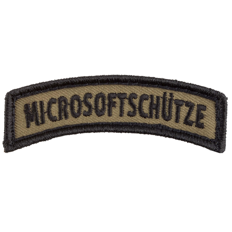 Café Viereck Patch Microsoftschütze Bogen