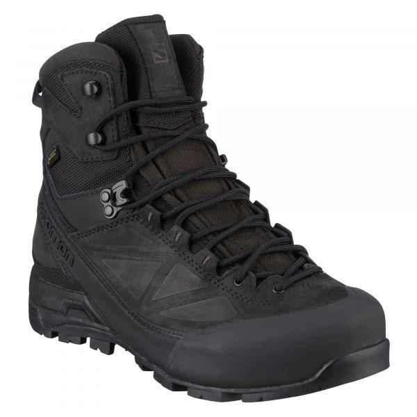 Salomon Stiefel X Alp GTX Forces schwarz