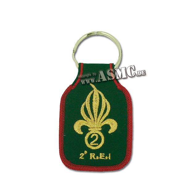 Schlüsselanhänger Fremdenlegion 2e REI