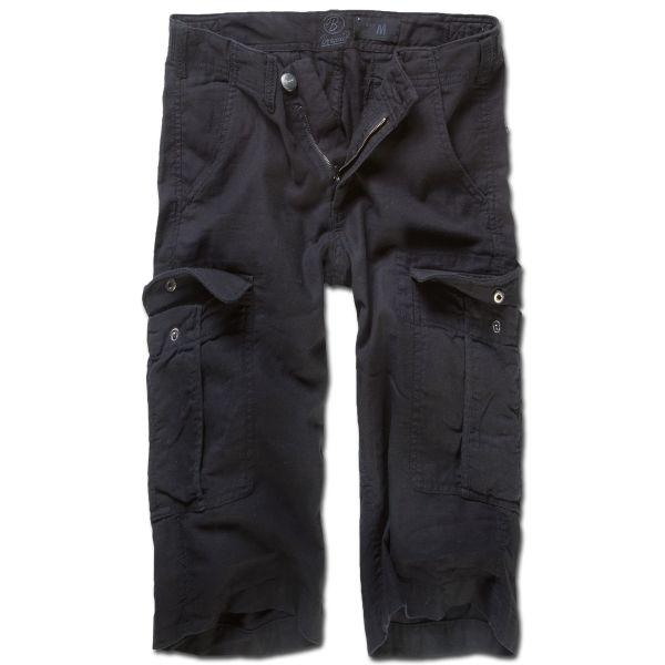 Brandit Shorts Ladies Havannah Vintage schwarz