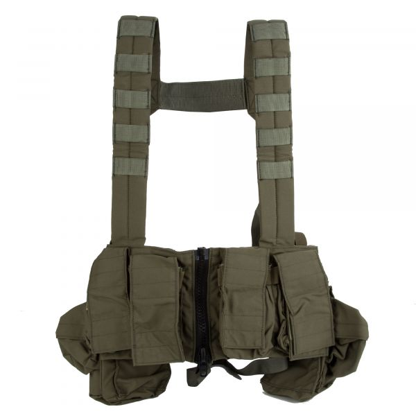 LBX Chest Rig Lock and Load ranger green
