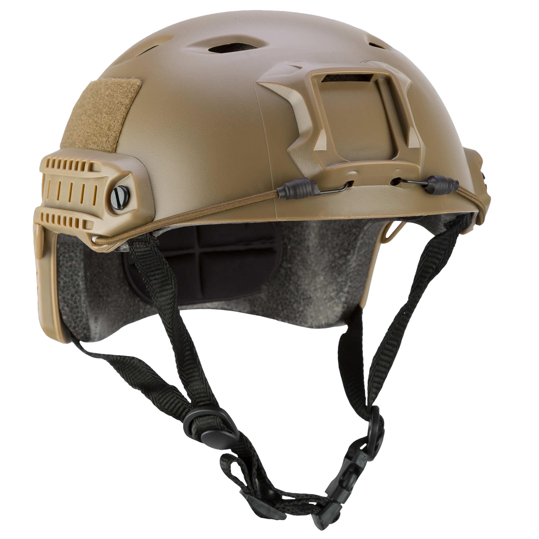 Emerson Helm Fast Helmet BJ Eco Version tan