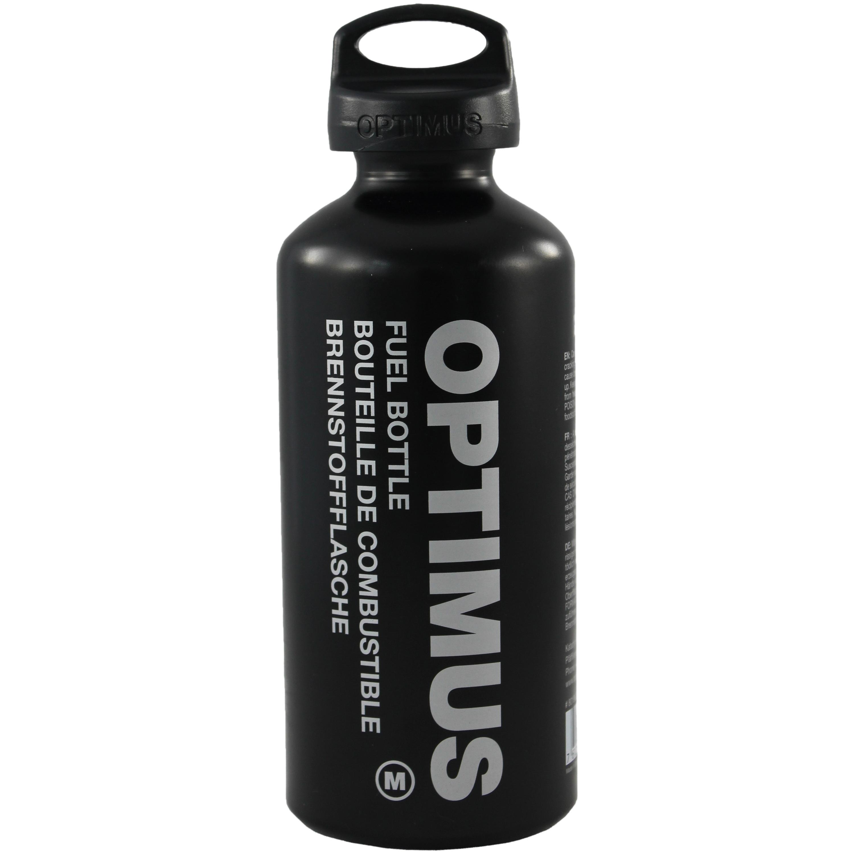Optimus Tactical Brennstoffflasche M 0.6 L schwarz