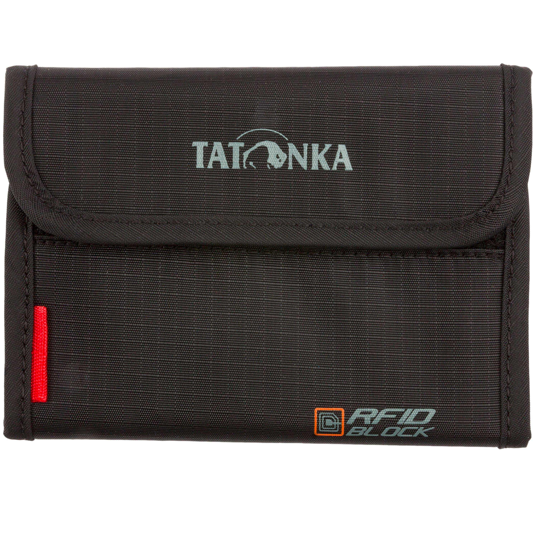 Tatonka Geldbörse Euro Wallet RFID B schwarz