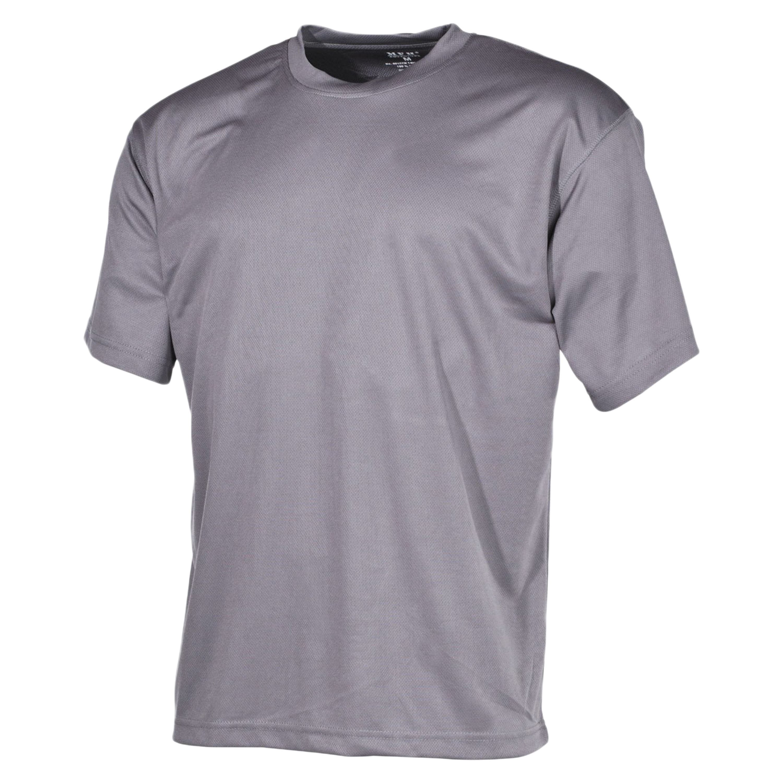 MFH T-Shirt Tactical urban grey