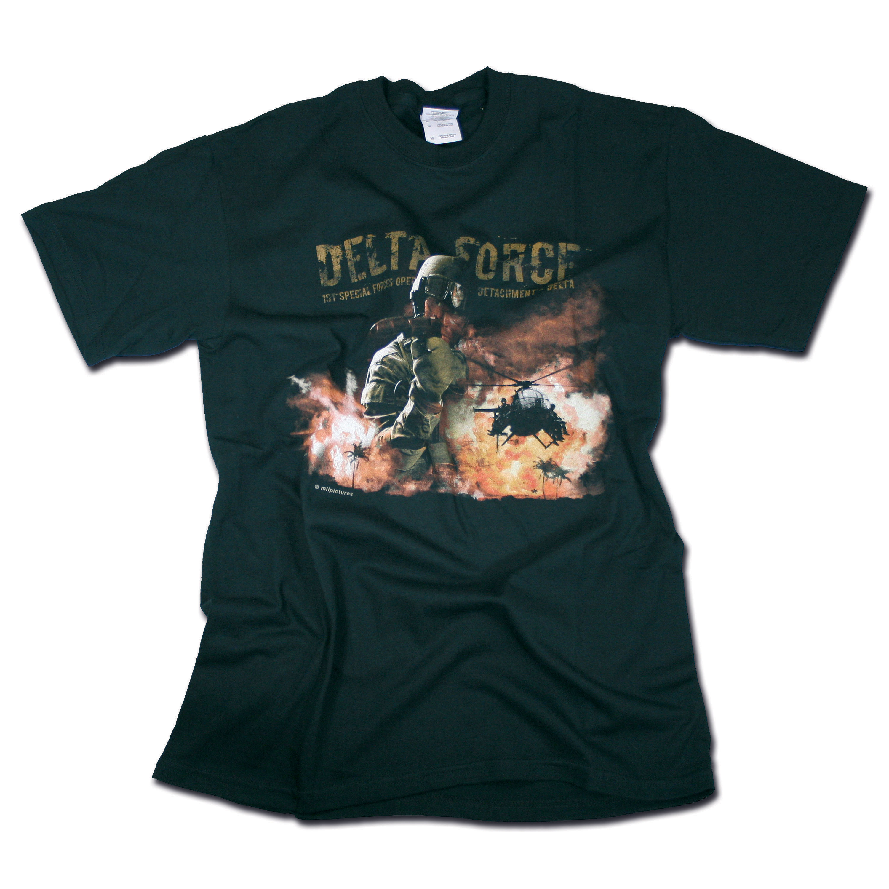T-Shirt Mil-Pictures Delta Force