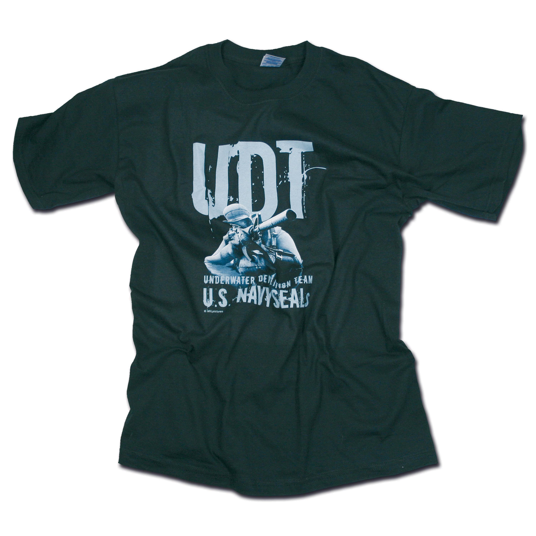 T-Shirt Mil-Pictures Navy Seals UDT