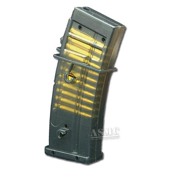Ersatzmagazin Softair G36 elektrisch 0,5 J