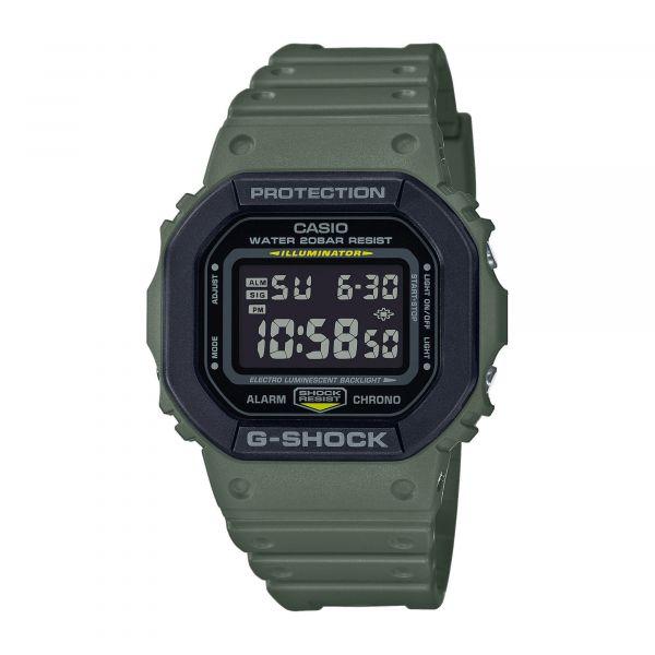 Casio Uhr G-Shock The Origin DW-5610SU-3ER oliv