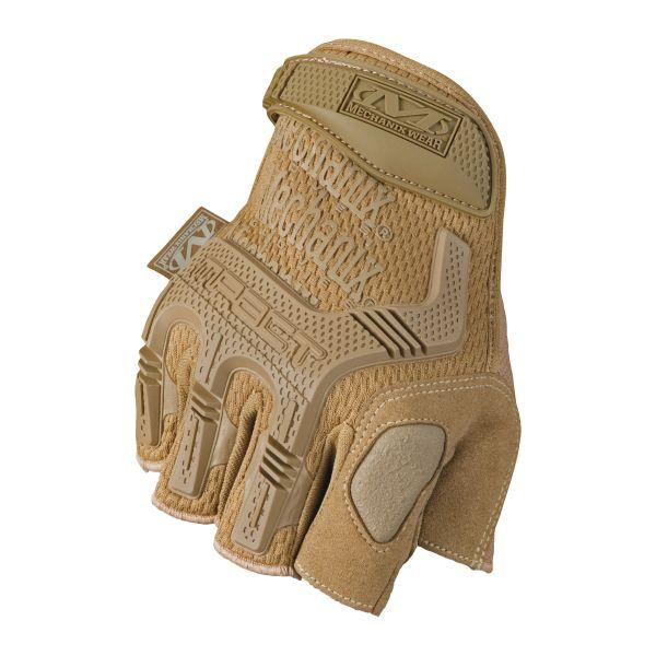 Mechanix Wear Handschuhe Halbfinger M-Pact coyote