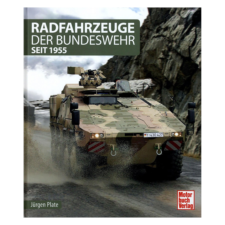 Buch Radfahrzeuge der Bundeswehr seit 1955